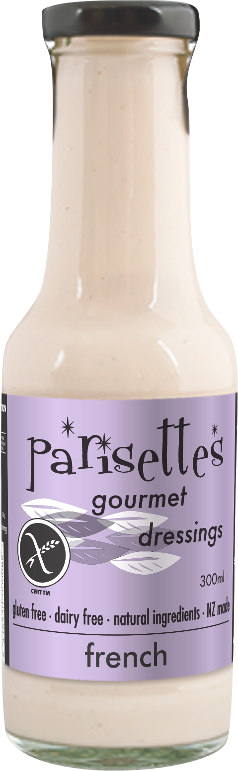 Parisettes – Gourmet Dressings - French
