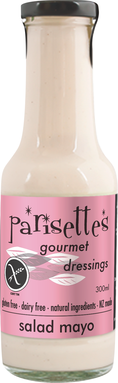 Parisettes – Gourmet Dressings - Salad Mayo