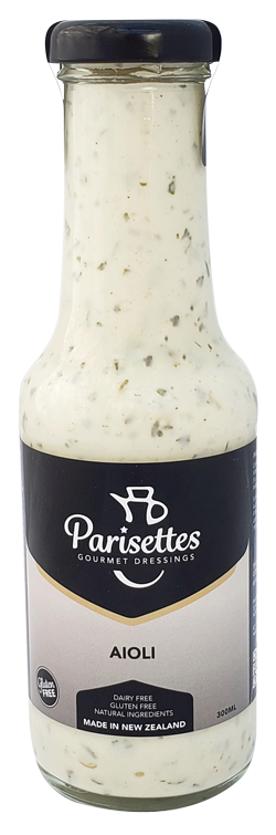 Parisettes – Gourmet Dressings - Aioli