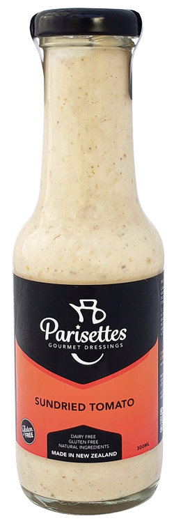 Parisettes – Gourmet Dressings - Sundried Tomato